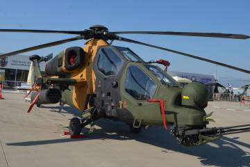 T129 ATAK helicopter proven in Afrin Operation