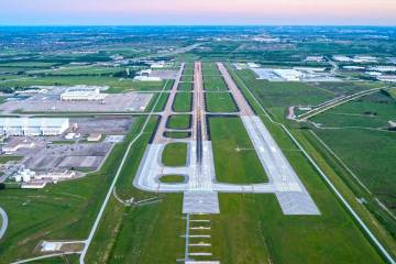 Alliance airport runway extensions