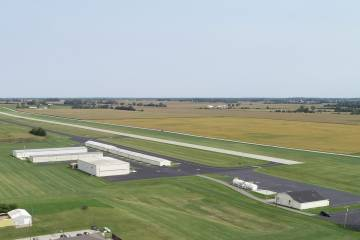 Indiana's Jasper County Airport