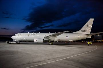 P-8A Norway