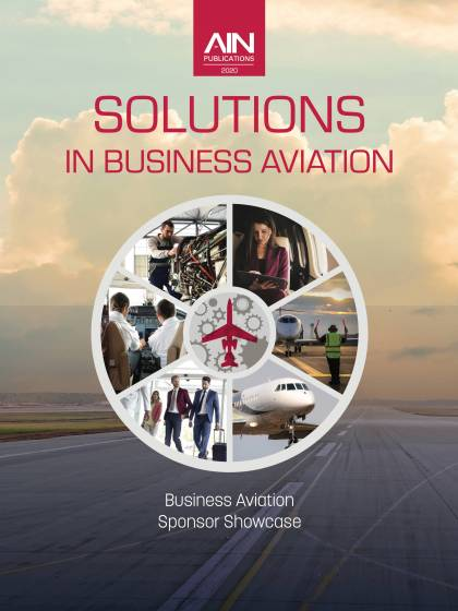 Solutions in Business Aviation