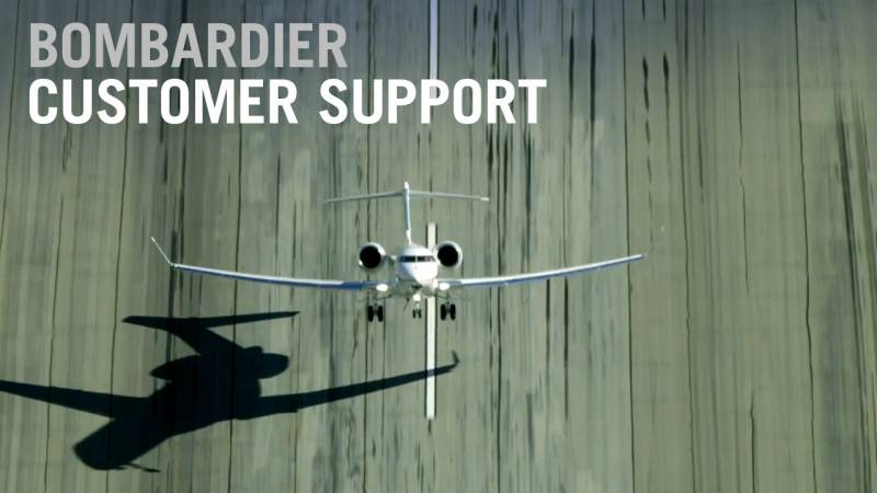 Bombardier - Leading in Customer Support