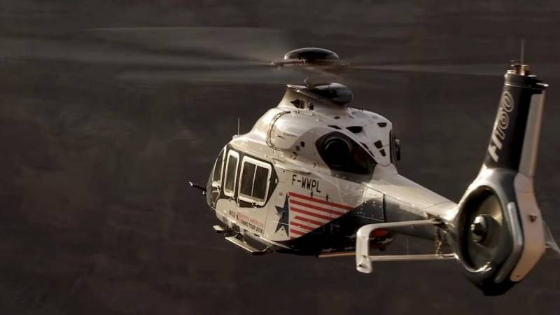 Airbus Helicopters H160: The Pilot's Perspective