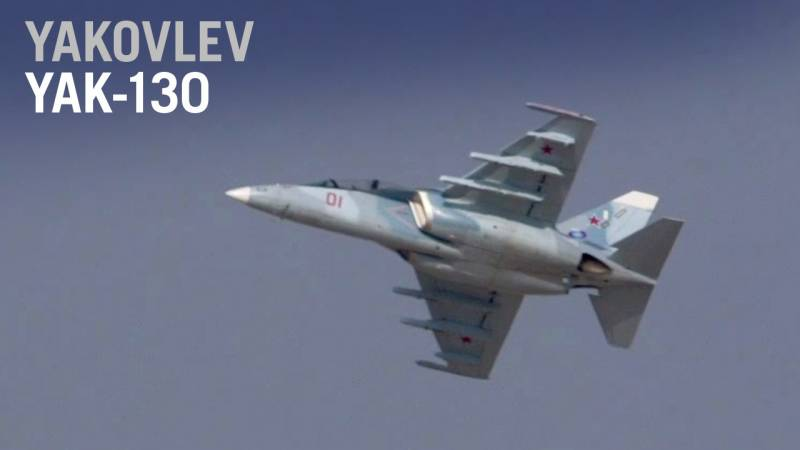 Yakovlev Yak-130 Makes Dubai Airshow Debut - AIN