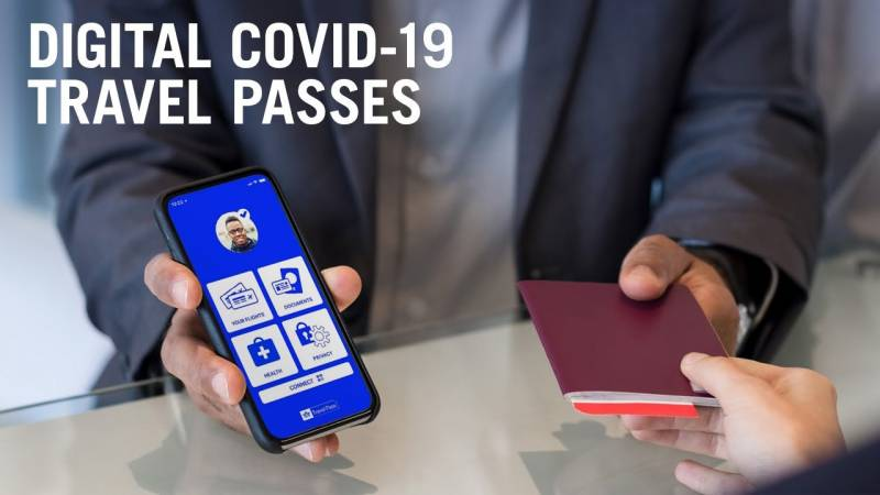 How New Covid Travel Passes Make Trips Easier For Airline Passengers