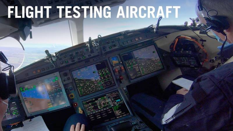 Test Flights in New Aircraft is All In a Day's Work For AIN Editor-in-chief