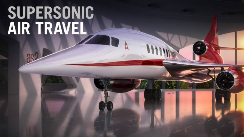 The Return of Supersonic Flight May be Closer Than You Think