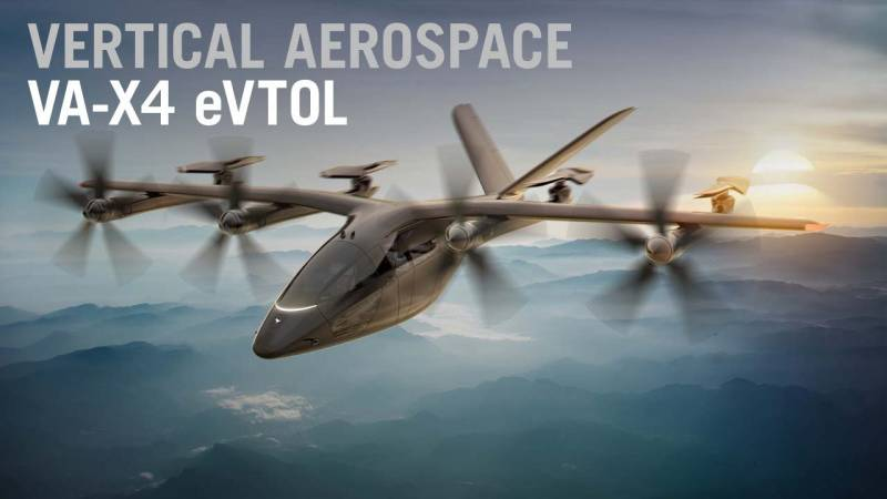 Vertical Aerospace Makes Its Case for eVTOL's Role in Public Transportation
